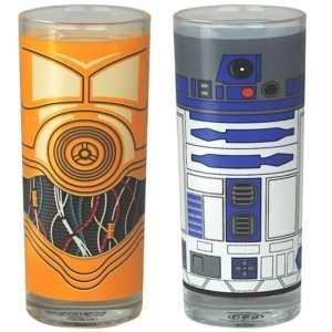 Regalo Bicchieri R2-D2 e C-3PO