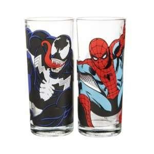 Idea regalo Bicchieri Spider-Man e Venom