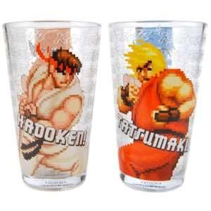 Idea regalo Bicchieri Street Fighter