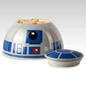 Idea regalo Biscottiera R2-D2 a cupola