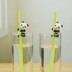 Regalo Cannucce Panda