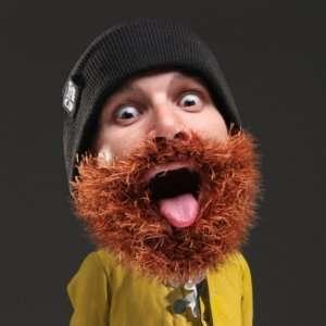 Idea regalo Cappello con Barba cespugliosa
