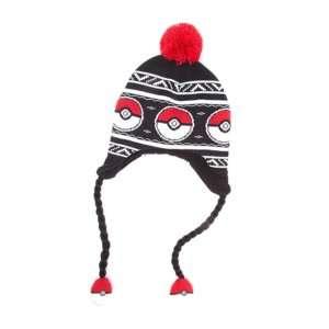 Idea regalo Cappello peruviano Pokeball
