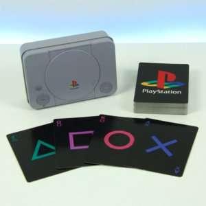 Regalo Carte da gioco PlayStation