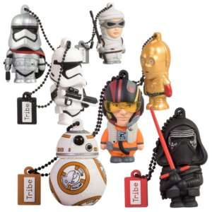 Idea regalo Chiavette USB Star Wars VII