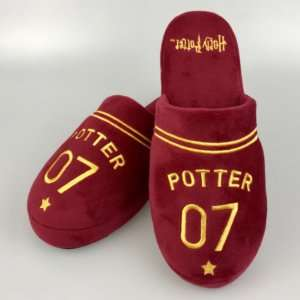 Regalo Ciabatte Quidditch Harry Potter