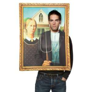 Idea regalo Costume American Gothic