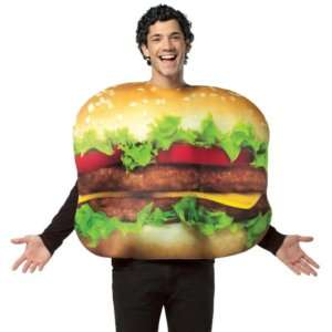Idea regalo Costume Hamburger