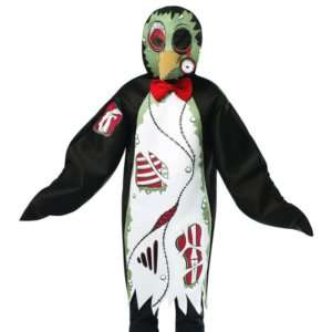 Idea regalo Costume Pinguino Zombie