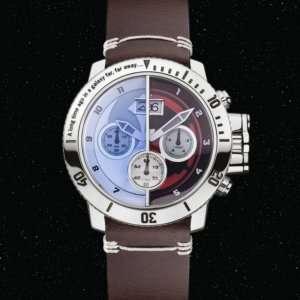 Idea regalo Cronografo Star Wars da collezione