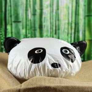 Regalo Cuffia da doccia Panda