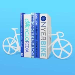 Idea regalo Fermalibri Bicicletta