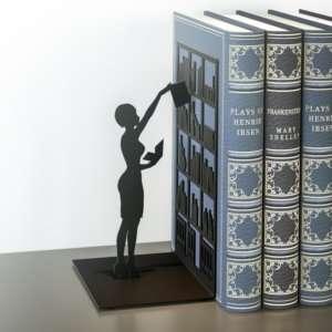 Idea regalo Fermalibri – The Library