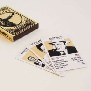 Regalo Gioco di carte Gangster