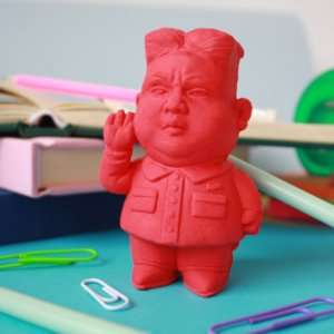 Idea regalo Gomma Kim Jong-un