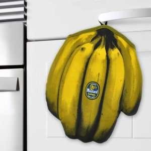 Regalo Guanto da forno Cool Bananas