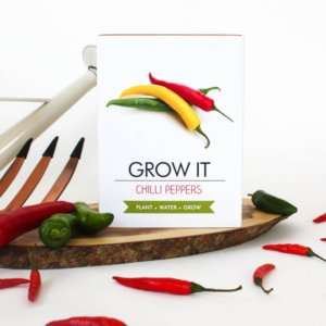 Idea regalo Kit per amanti del peperoncino