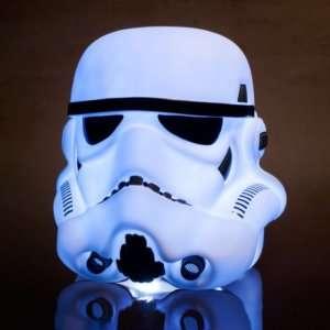 Idea regalo Lampada 3D Stormtrooper
