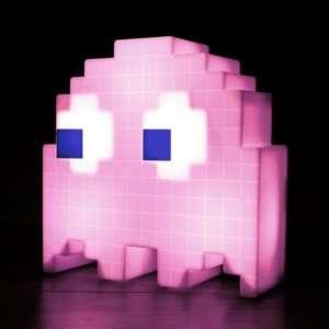 Idea regalo Lampada Ghost Pac-Man