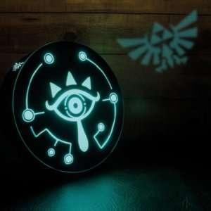 Regalo Lampada Sheikah di Zelda