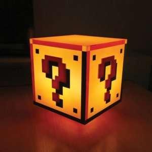 Idea regalo Lampada Super Mario