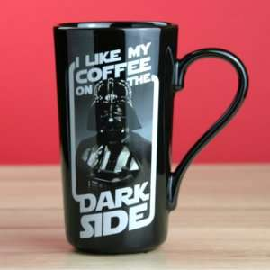 Idea regalo Latte Mug Darth Vader