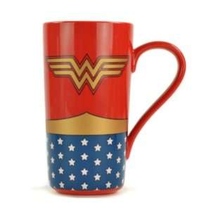 Idea regalo Latte Mug Wonder Woman