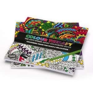 Idea regalo Libro Colour Therapy
