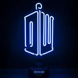 Idea regalo Luce al neon Doctor Who