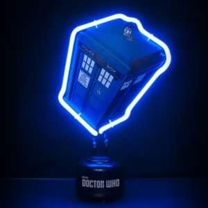 Idea regalo Luce al neon TARDIS