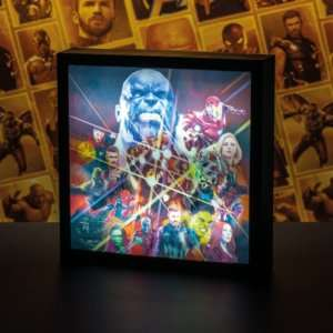 Regalo Luminart Infinity War