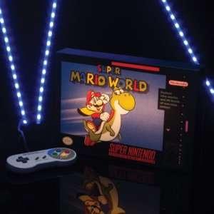 Idea regalo Luminart Super Mario World
