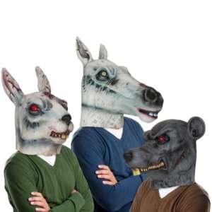 Idea regalo Maschere da animali Zombie