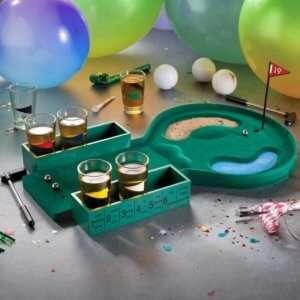 Idea regalo Mini golf alcolico
