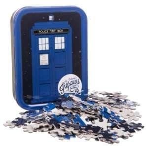 Idea regalo Mini Puzzle Doctor Who