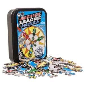 Idea regalo Mini Puzzle Justice League