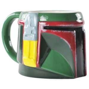 Regalo Mug 3D Boba Fett