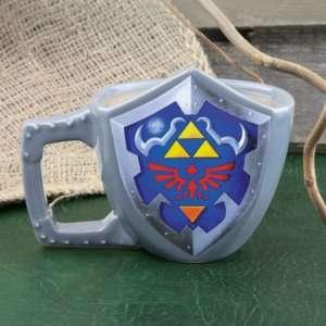 Idea regalo Mug 3D – Hylian Shield