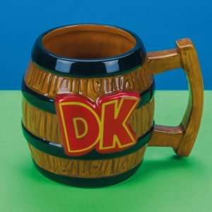 Regalo Mug barile Donkey Kong