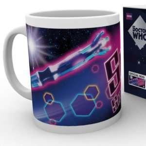 Idea regalo Mug Cacciavite Sonico Neon