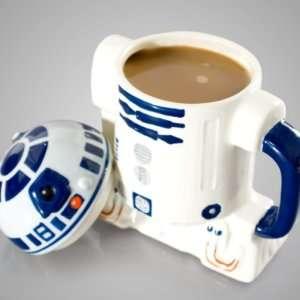 Regalo Mug con coperchio R2-D2