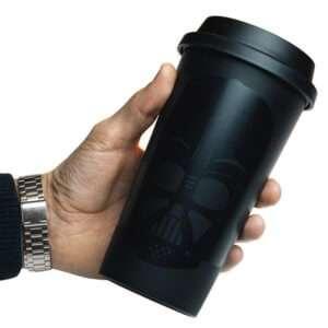 Regalo Mug da viaggio Darth Vader