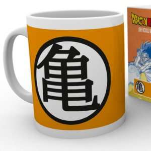 Idea regalo Mug Goku Kanji