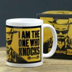 Regalo Mug I am the one who knocks – Breaking Bad
