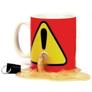 Idea regalo Mug Pericoloso
