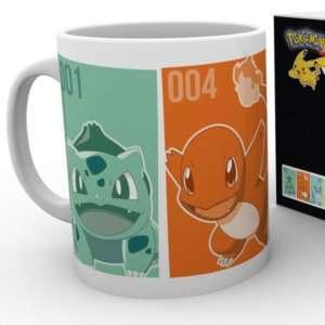 Idea regalo Mug Pokémon Starter