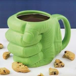 Regalo Mug pugno di Hulk