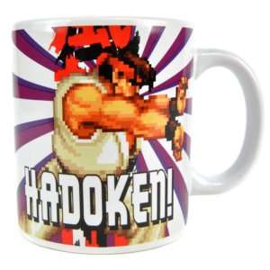 Idea regalo Mug Ryu Street Fighter