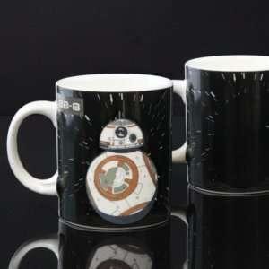 Regalo Mug termosensibile BB-8