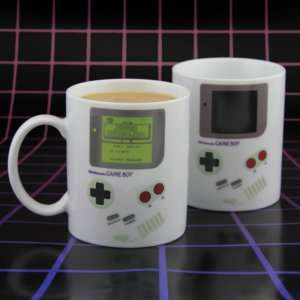 Idea regalo Mug termosensibile Game Boy